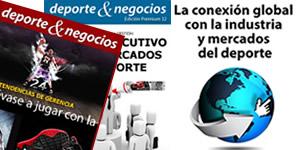 Revistas digitales deporte y negocios por ejemplar