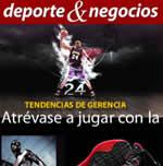 Promoción Sucripción anual deporte & negocios global